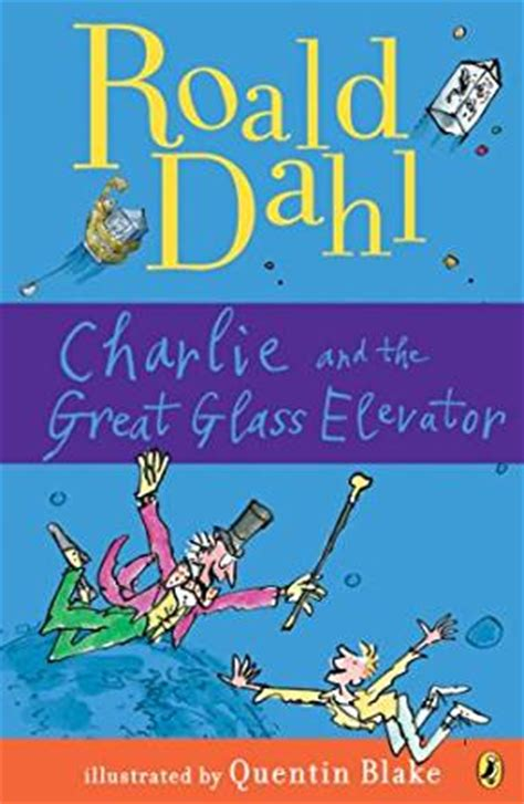 and the great glass elevator book