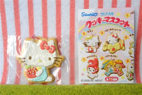 Sanrio Japan Cookies re ment rement japanese dollhouse miniatures all