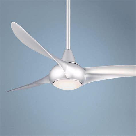 minka aire wave fan with light best 25 silver ceiling fan ideas on designer