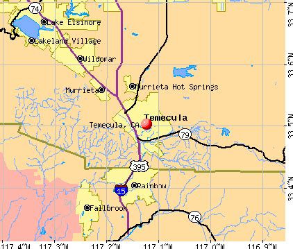 temecula california map