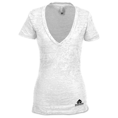 imprintcom  level burnout deep  tee ladies