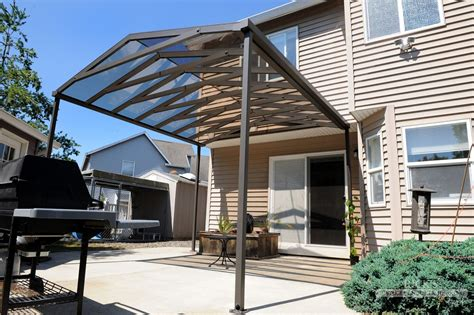 patio cover kits wood diy deck cover kits diy do it your self