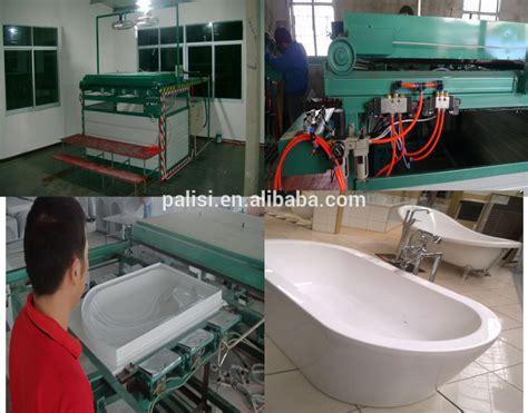 acrylic abs bathtub tray sink basin vacuum thermoforming