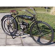 CYCLE ATTACHMENT ENGINES 1919 Evans Power Cycle 119cc