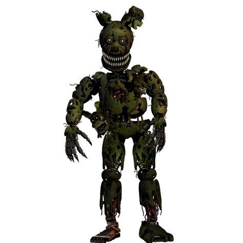 by f naf spring trap sonic99rae f naf spring trap endoskeleton related keywords