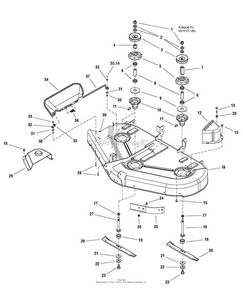 Snapper Lt 200 Deck Belt Diagram