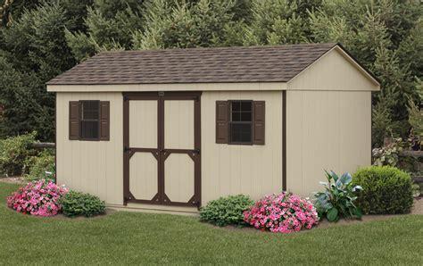 outdoor garden storage sheds builder stoltzfus structures