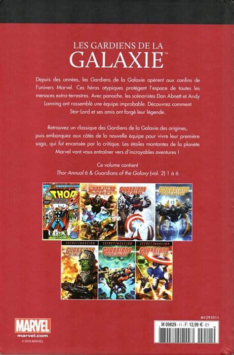 Marvel Comics Les Gardiens De Marvel Comics Le Meilleur Des H 233 Ros La