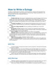 template for eulogy eulogy quotes quotesgram