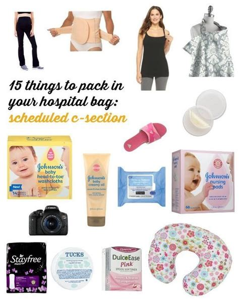 elective c section hospital bag best 25 scheduled c section ideas on pinterest