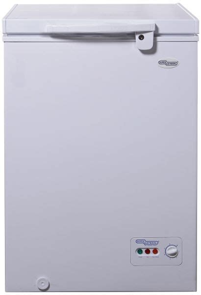 Freezer Box General general 150 liter chest freezer white sg f155m