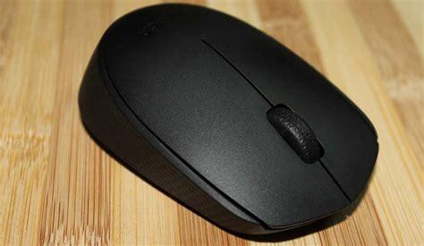 Mouse Logitech B170 logitech b170 wireless mouse review gizarena