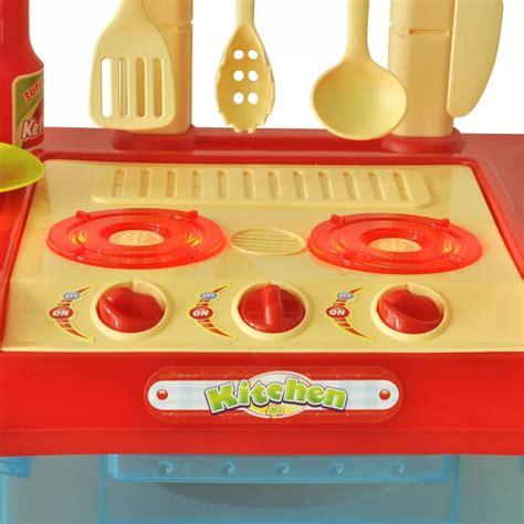 cuisine avec enfant acheter cuisine jouet pour enfants avec effets lumineux