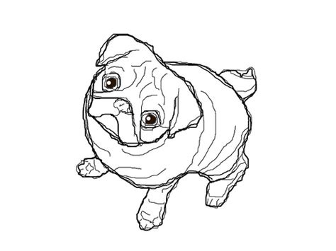 pug page pug coloring pages best coloring pages for