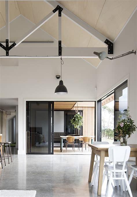 modern barn modern barn form innovative black barn by architecture