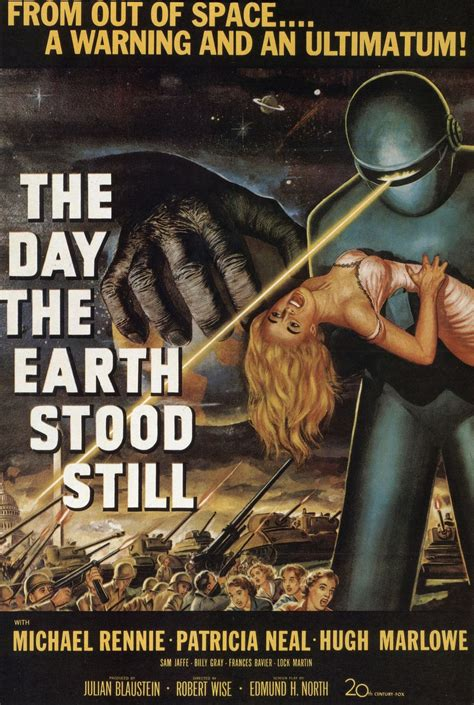 The Day The Earth Stool Still by Remembering The Day The Earth Stood Still Dragondark