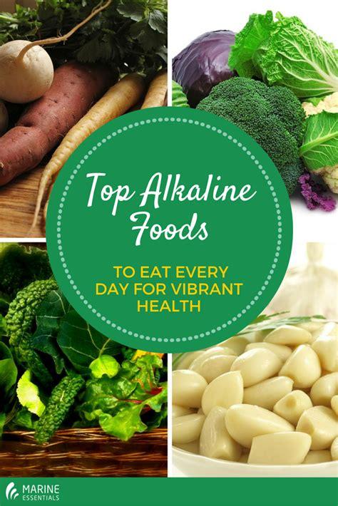 best healthy foods to eat everyday top alkaline foods to eat everyday for vibrant health