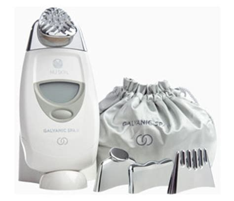 Product Review Nu Skin Galvanic Spa by Nu Skin Galvanic Spa Goodbye To Dermatologist