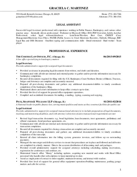 contemporary experienced transactional attorney resume