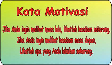 kaumpulan kata kata motivasi penuh makna terbaru