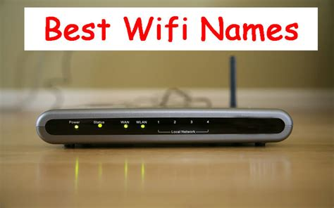 best widi 150 best wifi names for your router cool added