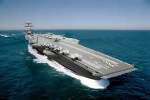 uss gerald ford is the future of war and costs 13 billion