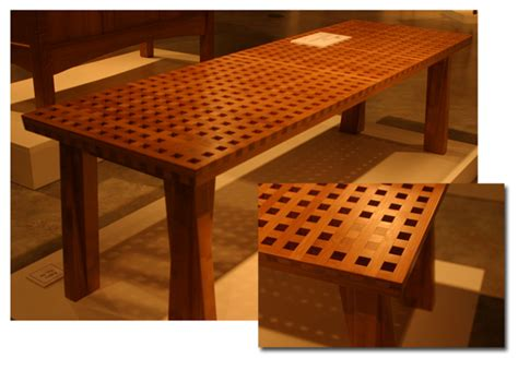 fine woodworking bench how to use bamboo for fine furniture finewoodworking