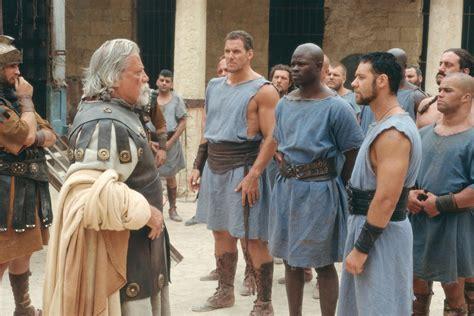 gladiator film about 2000 gladiator set design cinema the red list