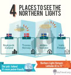 where to go to see lights singaporean guide to the northern lights diytravel