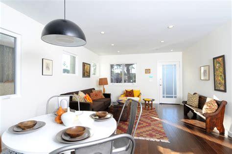 Kitchen Pendant Lighting Ideas vintage global modern living dining room with kilim rug