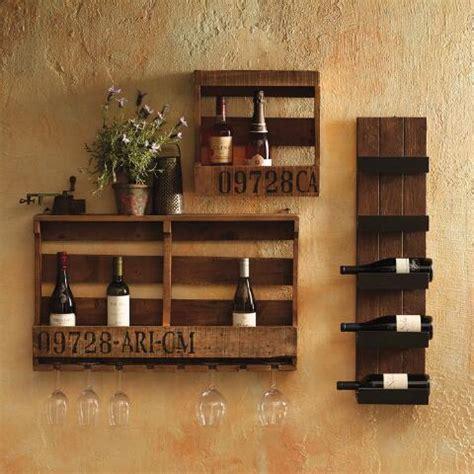 Wooden Wine Rack For Wall by Wooden Chalkboard Wall Wine Rack World Market