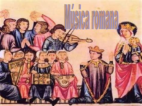 Musica In Roma by Power Point De Roma Y Grecia