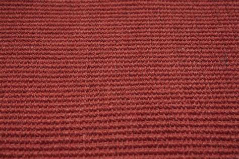 Sisal Teppiche by Sisal Teppich Umkettelt Rot 120x180cm 100 Sisal Gekettelt