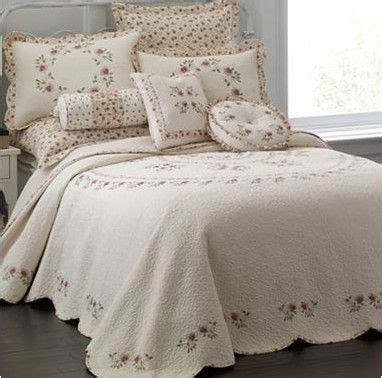 jcpenney home collection bedding lynette cotton bedspread and accessories from jcpenney