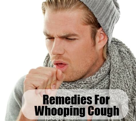 cures to treat whooping cough and whooping cough