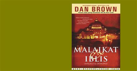 And Demons By Dan Brown Novel Ebook novel and demons by dan brown berbagi ilmu bareng ganteng