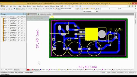 pcb layout tutorial youtube tutorial pcb layout with altium designer youtube
