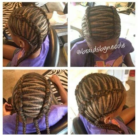 braids for boy toddlers 514 best images about cute cornrow braids on pinterest