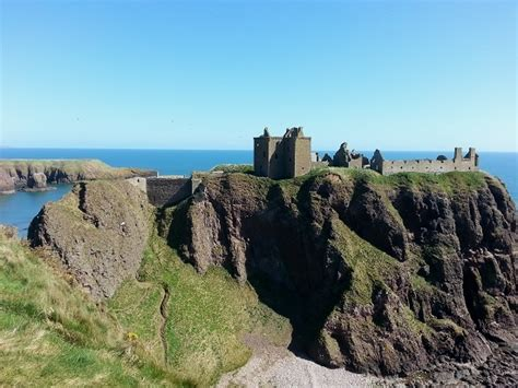 Castel Top where to go in scotland travel tips for visitors
