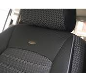 Car Seat Covers VW T5 California For Two Single Front Seats