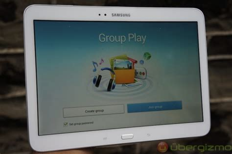 Tablet Samsung Galaxy X4 samsung galaxy tab 3 10 1 review ubergizmo