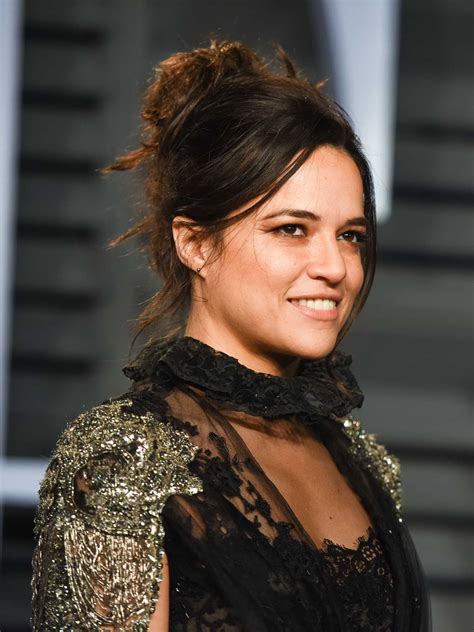 michelle rodriguez oscar 2018 michelle rodriguez at 2018 vanity fair oscar party in
