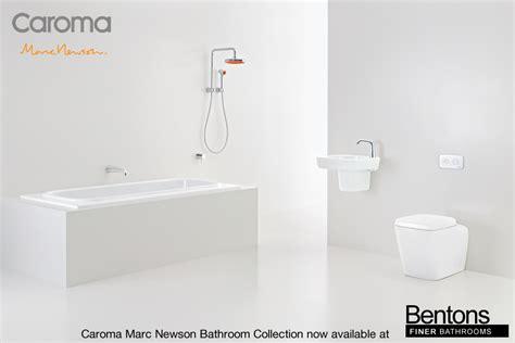 caroma bathroom products benton s finer bathrooms caroma marc newson