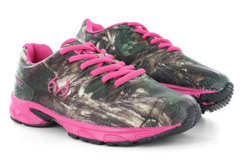 realtree tennis shoe by realtree from shoe craze