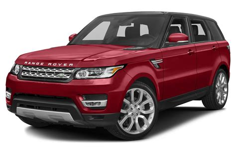 2016 land rover range rover sport price photos reviews