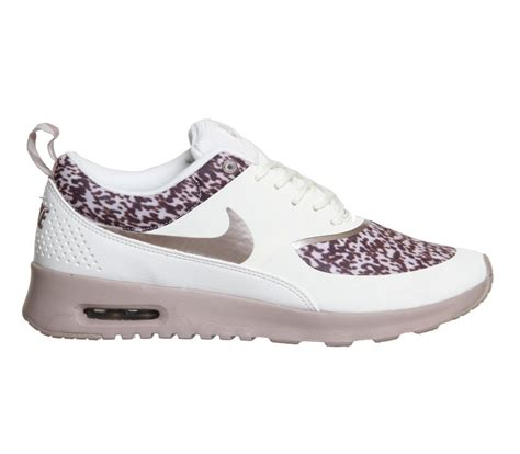 leopard print athletic shoes buy 68 womens nike air max thea leopard print running