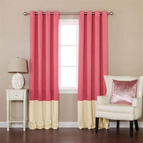 light pink blackout curtains pink blackout curtains childrens blackout eyelet curtains