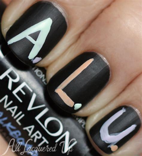Revlon Chalkboard Nail Duo