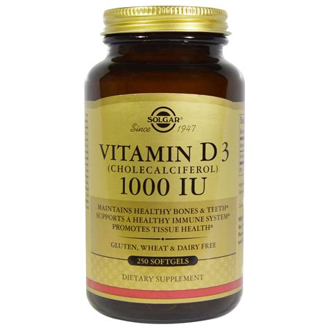 vitamin d l reviews solgar vitamin d3 cholecalciferol 1000 iu 250