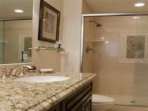 remodeled bathroom ideas inexpensive bathroom remodel ideas regarding desire